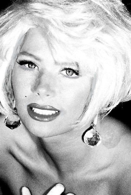 MRS SOUTH CAROLINA --  SUSAN ALLEN as MARILYN MONROE.