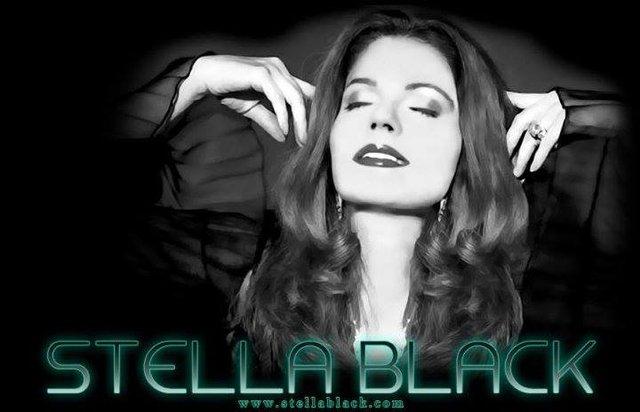 STELLA BLACK - INTL RECORDING ARTIST