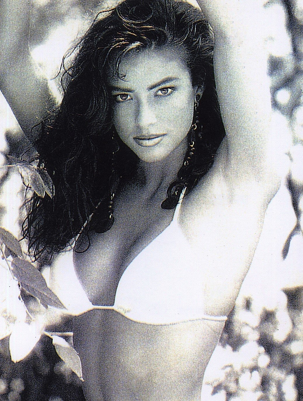 MISS SC-USA --  DANIELLE CORLEY  She was also a successful covergirl and actress in Hollywood.