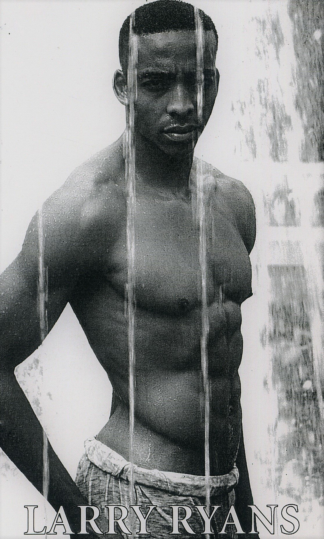 My model discovery LARRY RYANS- NFL DETROIT LIONS wide receiver and was a star athlete at CLEMSON UNIVERSITY.