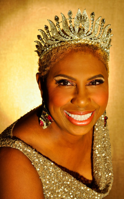 MRS BLACK SOUTH CAROLINA -  JUANITA ORR.