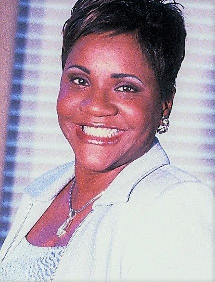 HALL OF FAME MARCIA BAILEY (TV minister) -   COMMERCIAL HEADSHOT