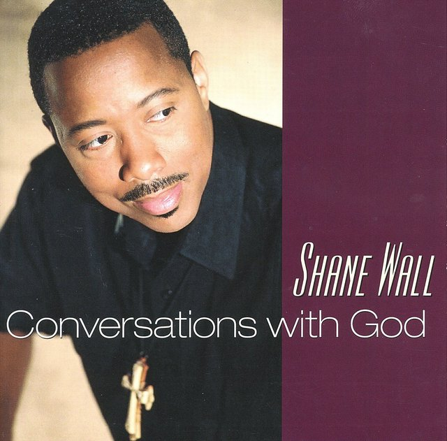 "SHANE WALL -  RECORDING ARTIST ""CONVERSATIONS WITH GOD."""