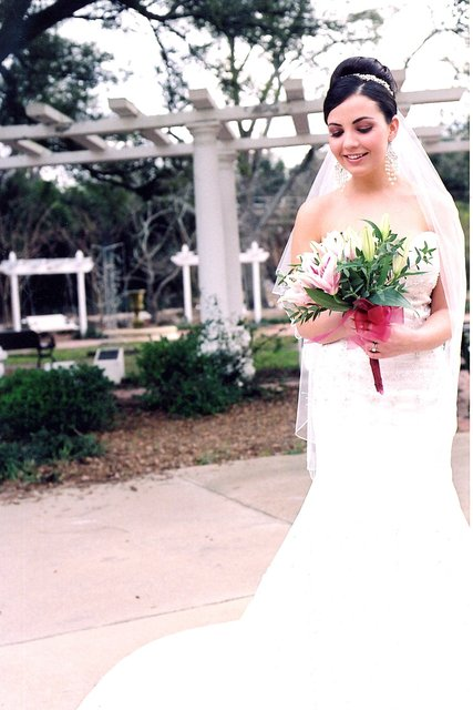 TAYLOR CRAPPS -  BRIDE