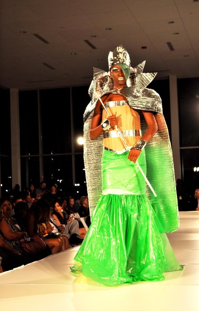 CHARLOTTE FASHION WEEK unconventional style.