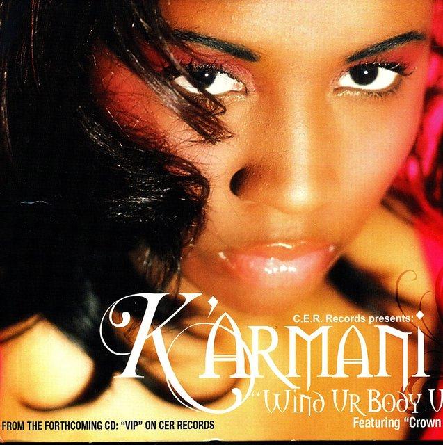 KARMANI -  HIP/HOP, R & B RECORDING ARTIST