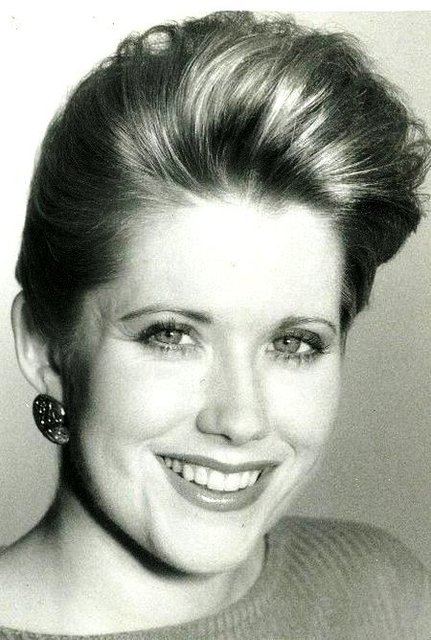 HALL OF FAME MARY GAINEY'S COMMERCIAL HEADSHOT.