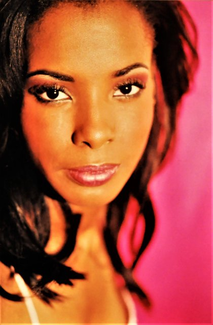 DANIELLE WILSON -  MISS SOUTH CAROLINA TEEN, FIRST AFRICAN AMERICAN TO WIN.