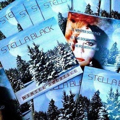 """STELLA BLACK - INTL RECORDING ARTIST, """"WINTER SOLSTICE"""""""