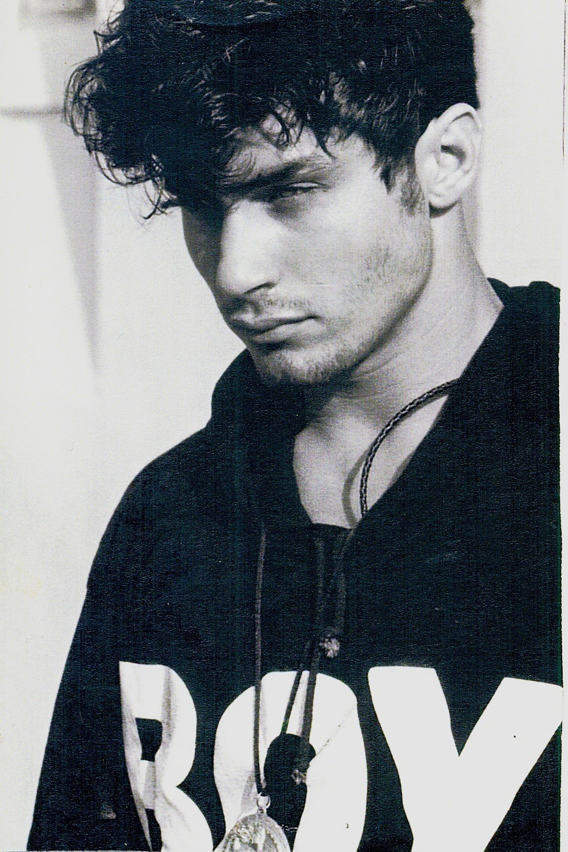 My discovery TOMMY SMITH-  INTL SUPERMODEL who has appeared on the cover of DNR and scores of worldwide magazines.