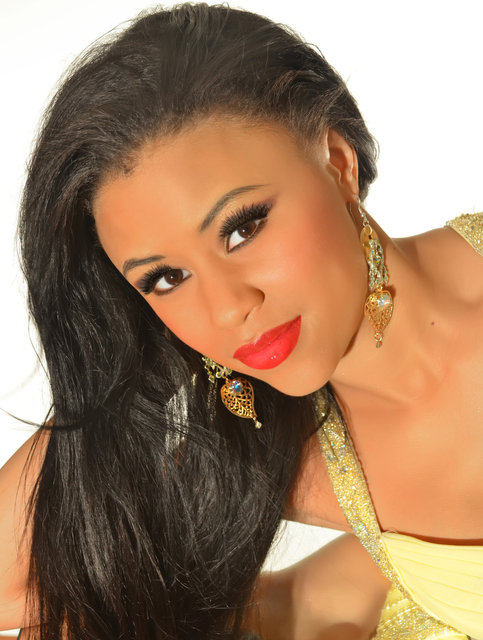 MISS NORTH COAST TEEN --  TATIANA RUIZ   She has appeared on the cover of RED-ZONE magazine.