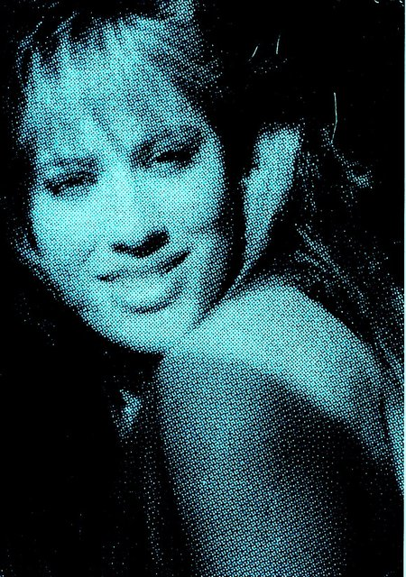 LILIAN ANNETTE GARCIA -  TV ANNOUNCER, RECORDING ARTIST, SINGER, ACTRESS.