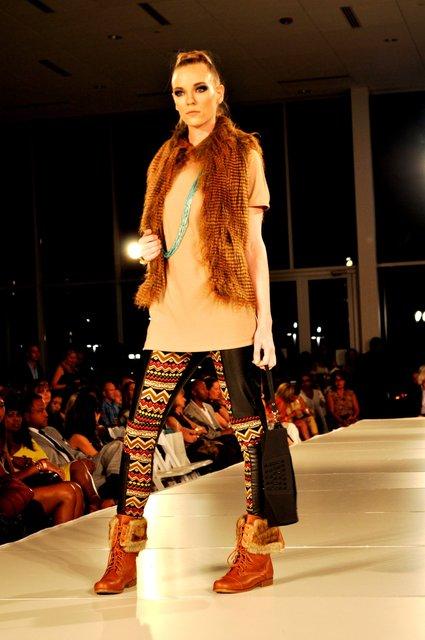CHARLOTTE FASHION WEEK fashion shows.