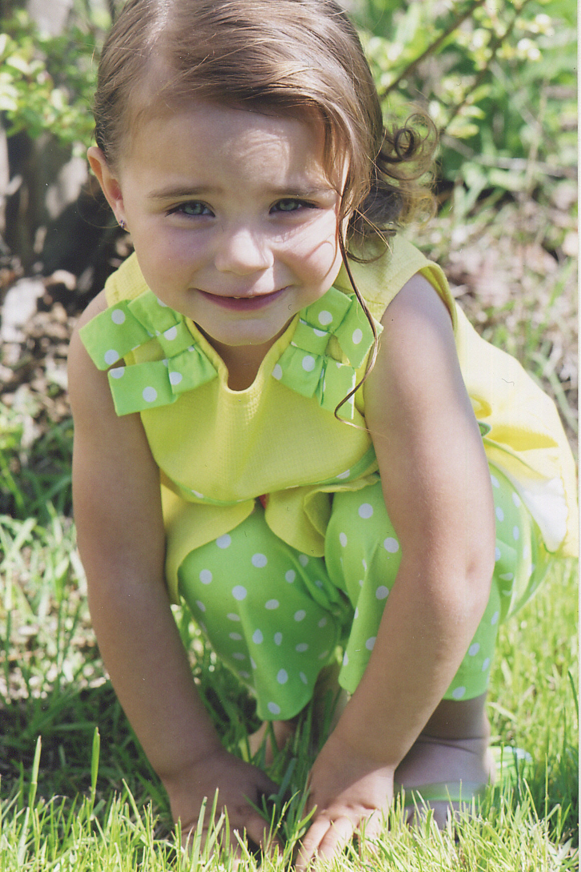 BAILEY MICHELLE BROWN- Child star known for See Dad Run.