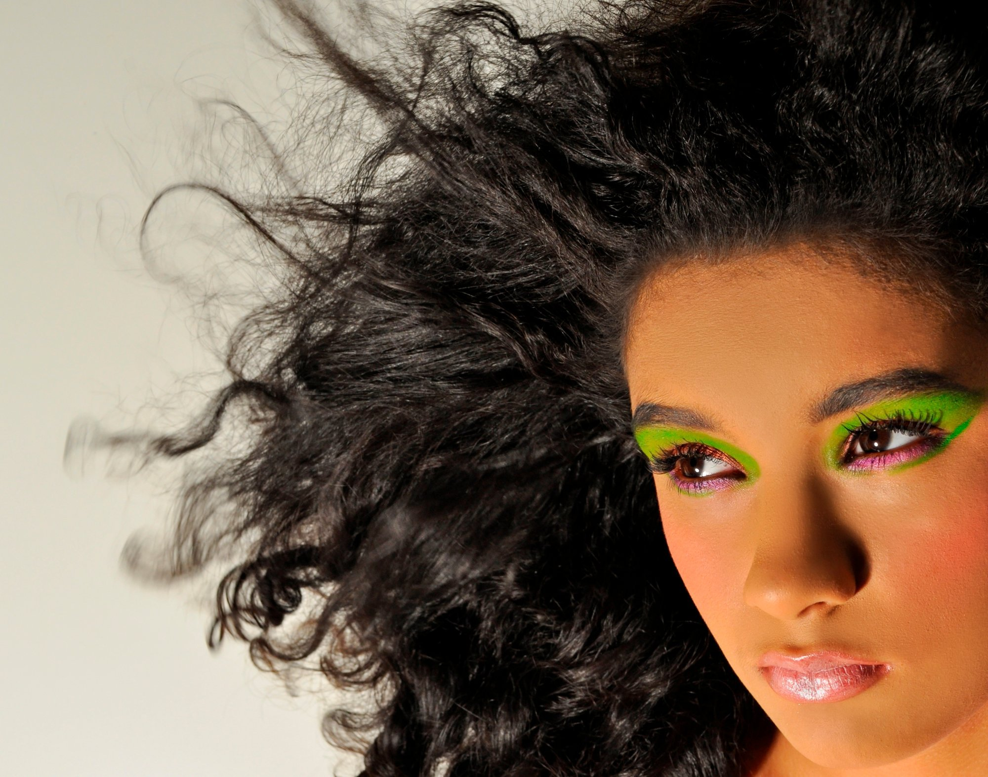 My discovery CHEYENNE JENNINGS- INTL'  MODEL appearing in editorials, campaigns and runway shows.