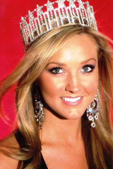 MISS NC-USA -- ERIN O'KELLEY  She is also a former MISS NC TEEN-USA.