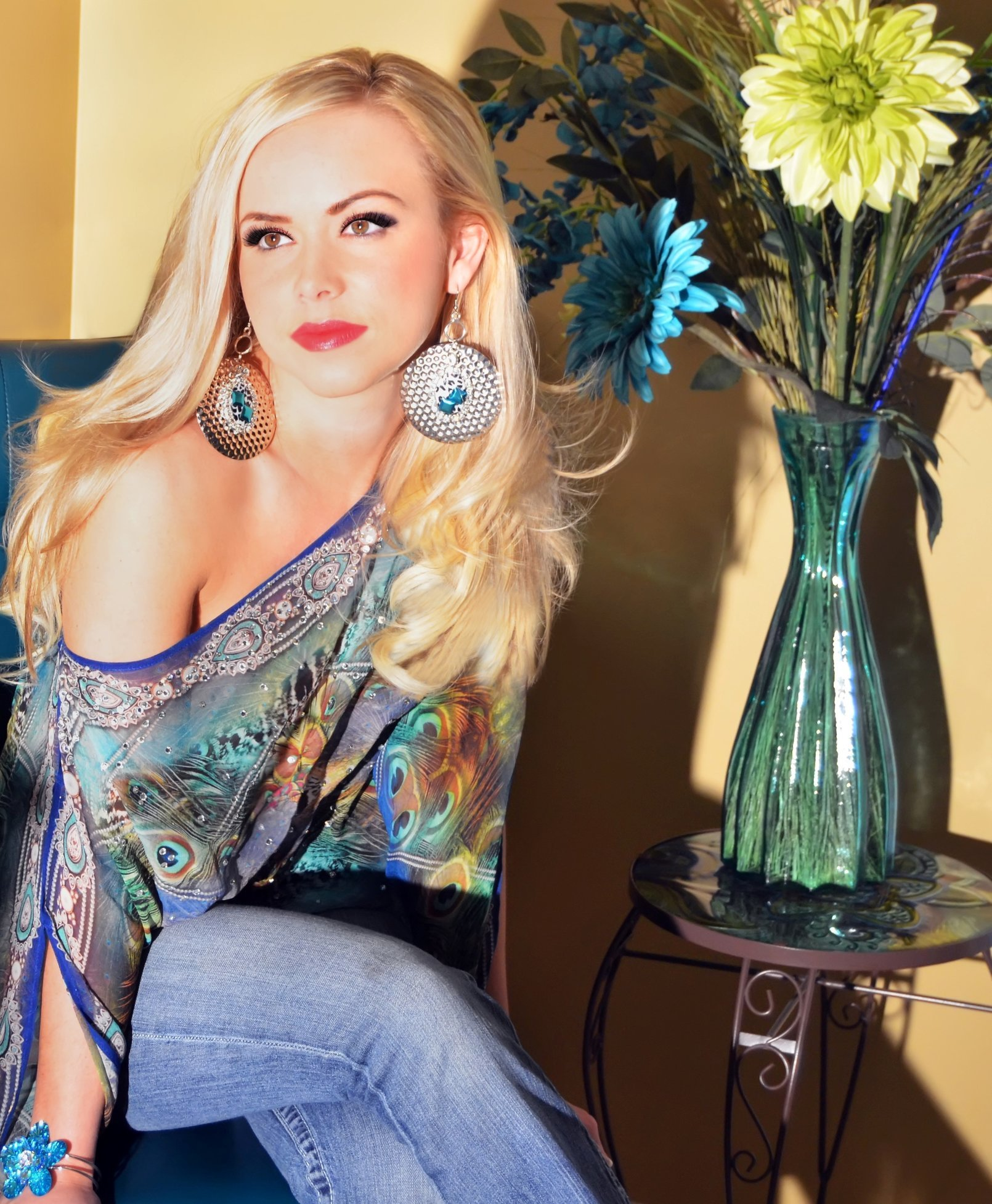 HALEY BARBER CARROLL- OWNER THE LEOPARD BOUTIQUE