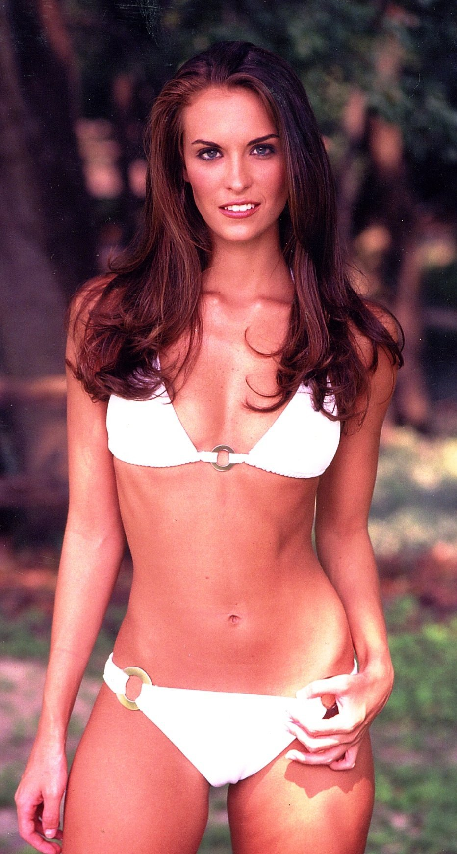 JAMIE HILL- MISS SC-USA, COMMERCIAL MODEL, H'WOOD ACTRESS.  She has starred in some 25 movies and television shows.