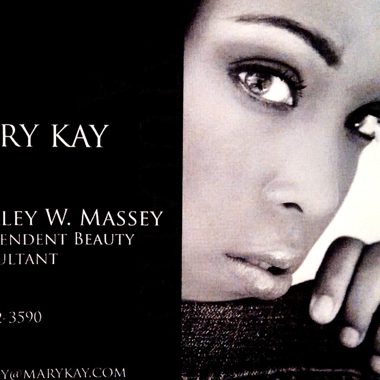 FIAUNA featured in MARY KAY COSMETICS.