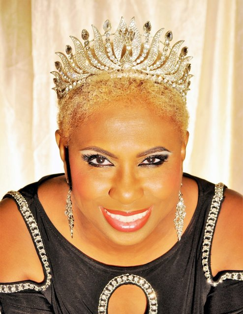 MISS BLACK INTERNATIONAL -  JUANITA ORR
