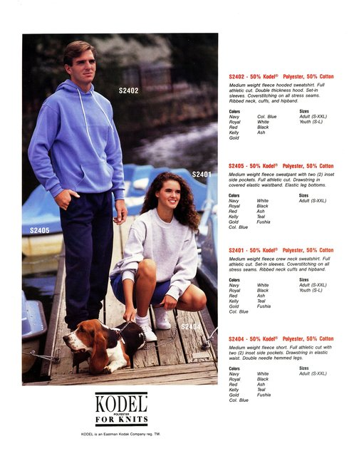 Models featured in KODEL KNITS CATALOG.