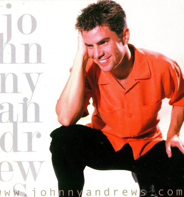 JOHNNY ANDREWS -  CONTEMPORY CHRISTIAN RECORDING ARTIST