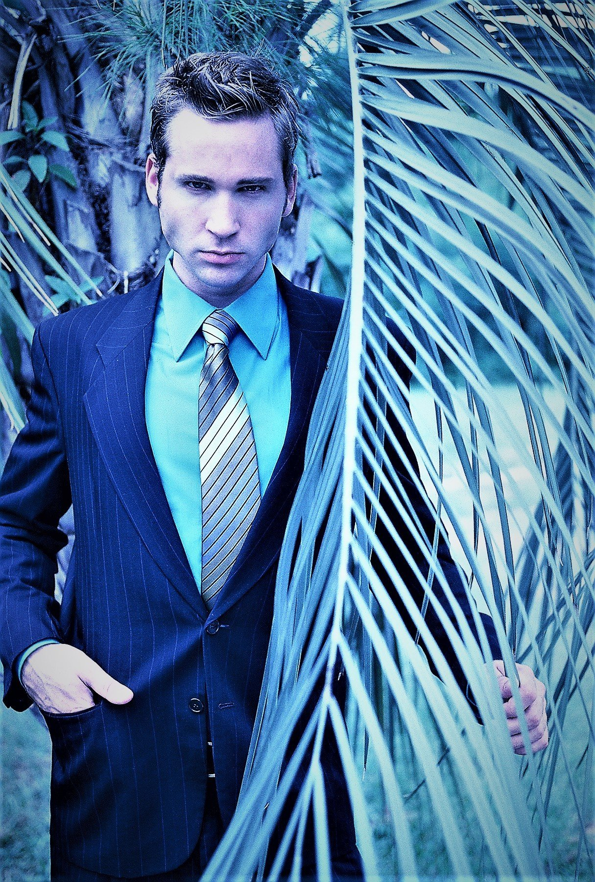 My convention discovery DANNY BOPP-  NYC, LA model, actor, Nascar series driver, stunt driver, starred in several national commercials.
