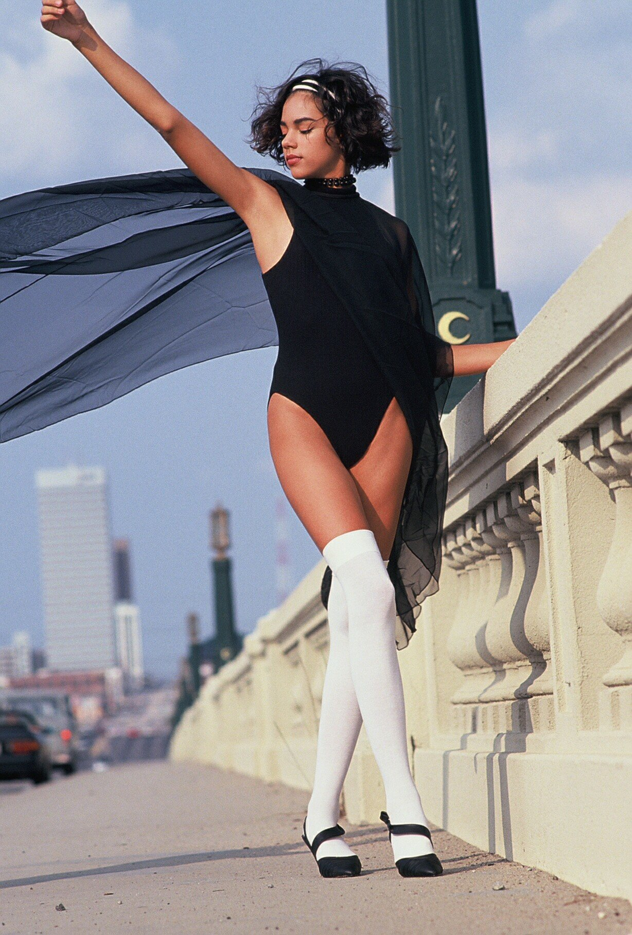 KIM JOSEY-  INTERNATIONAL SUPERMODEL started modeling in NYC as a teen in print, runway and worldwide campaigns.