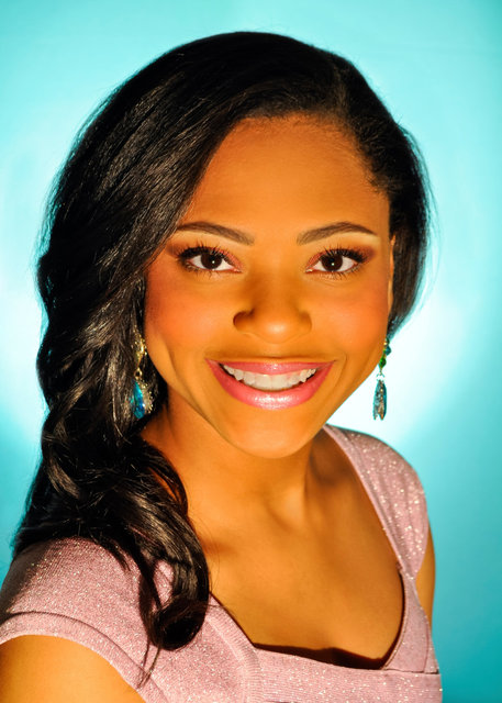 MISS BLACK NC USA TALENTED TEEN --  JAALA MCCALL