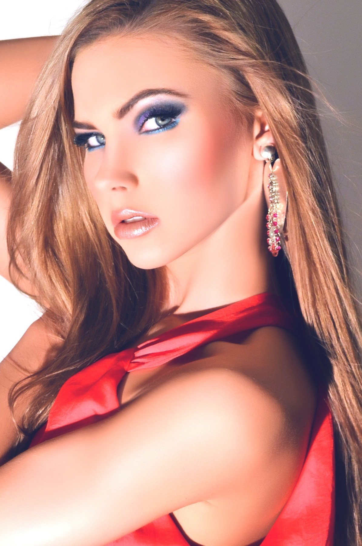 TORI SIZEMORE- Miss SC Teen USA, MISS SC-USA and star of NISSAN television campaign.