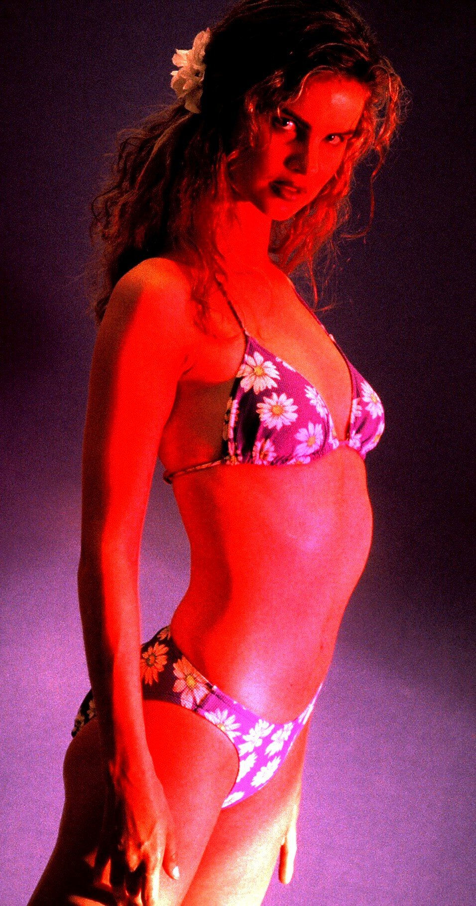 MAUREN HANCOCK- INTL' MODEL, featured in WILHELMINA'S GIRLS OF SUMMER look book.