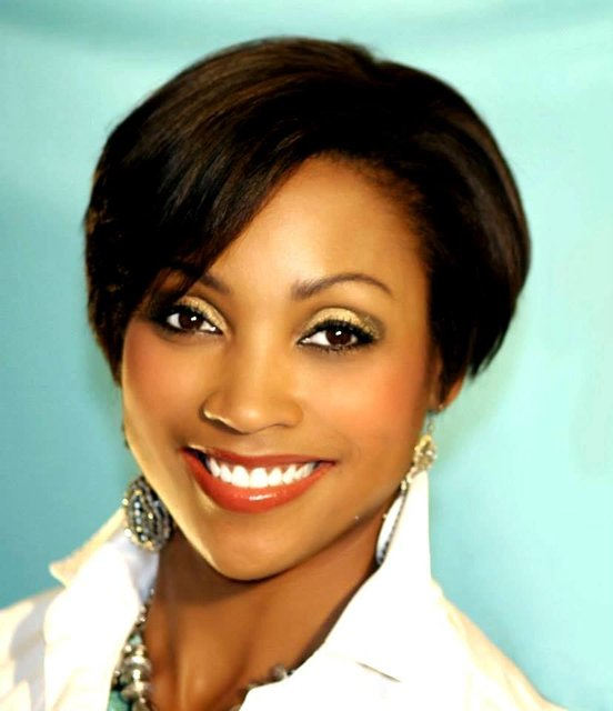 My model discovery MISS AMERICA  -- KIMBERLY AIKEN