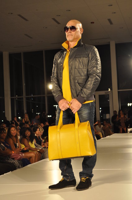 ROB McDOWELL featured in CHARLOTTE FASHION WEEK.