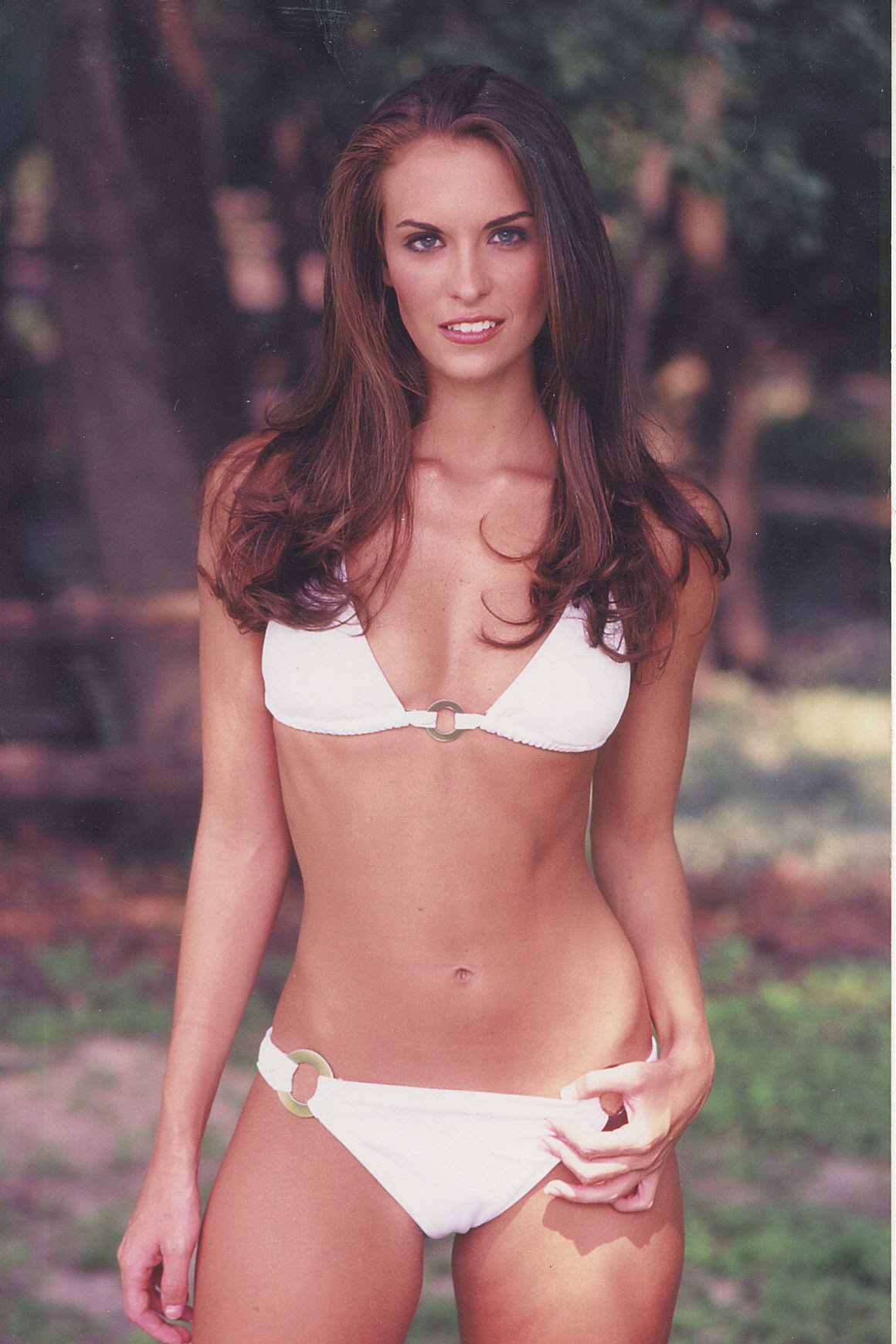 MISS SC-USA-   JAMIE HILL  She was TOP 15 at MISS USA.