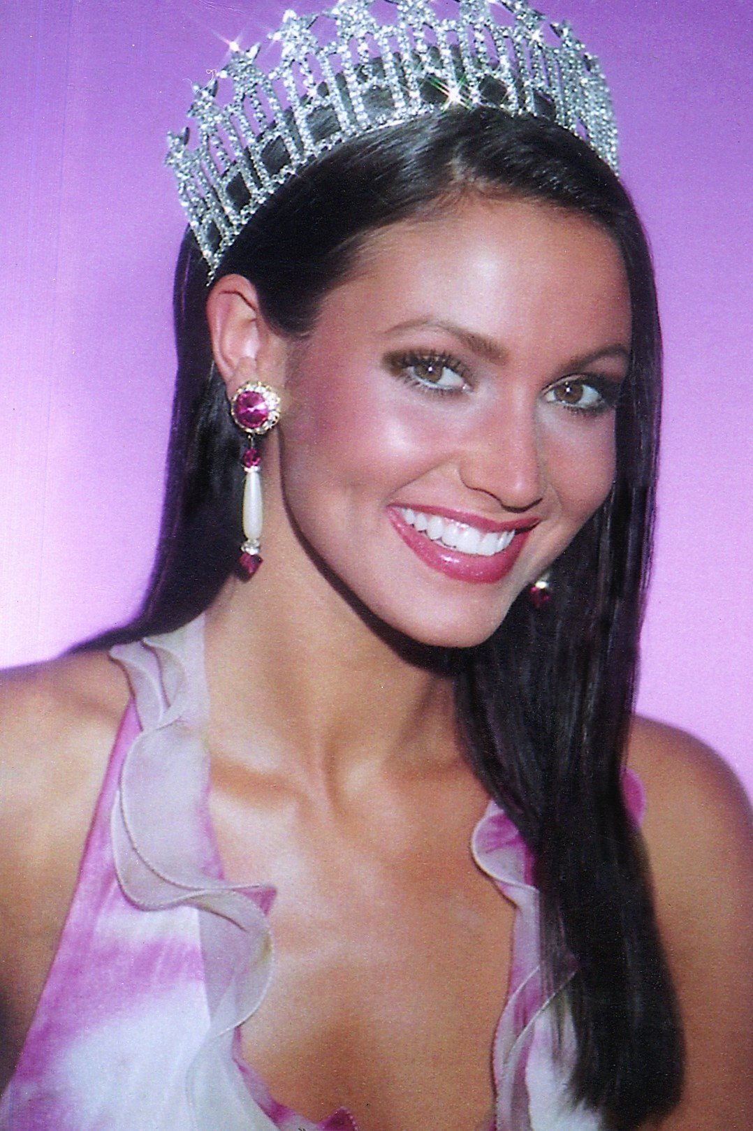 MISS SC-USA -  AMANDA PENNEKAMP   She was also first runner up at MISS USA.