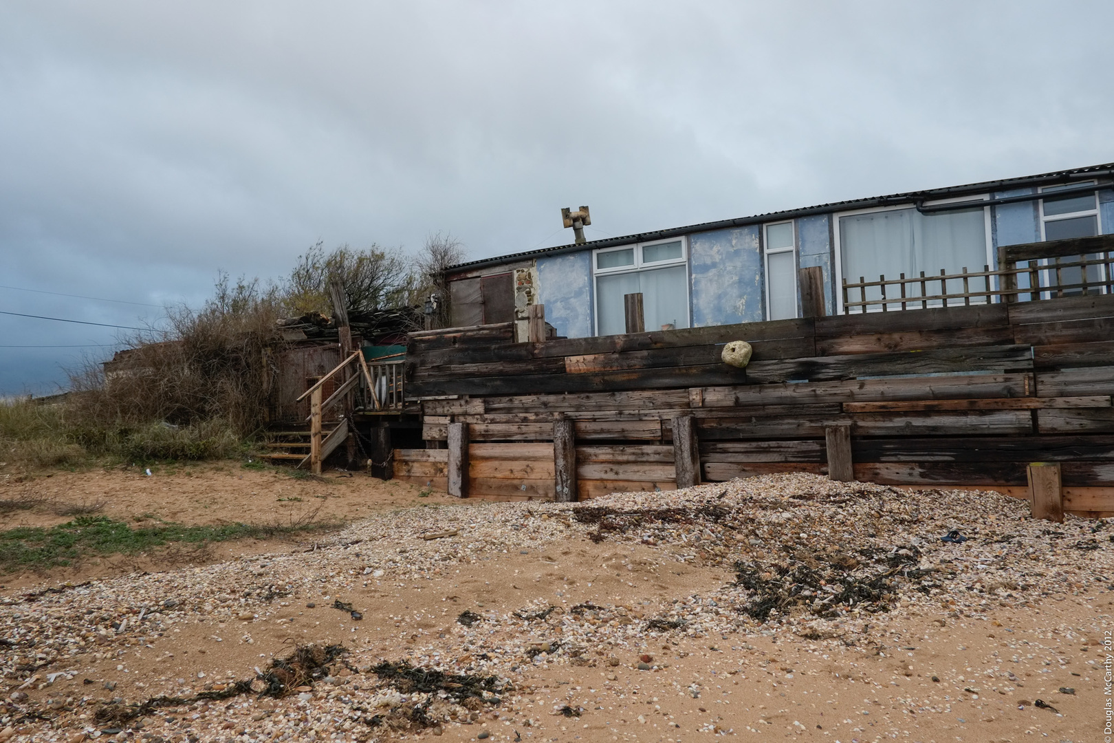 Shellness beach house I