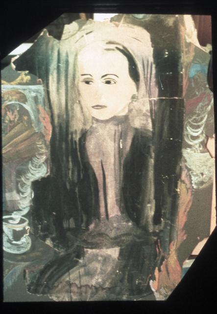 Emerging Past (Russian Woman)