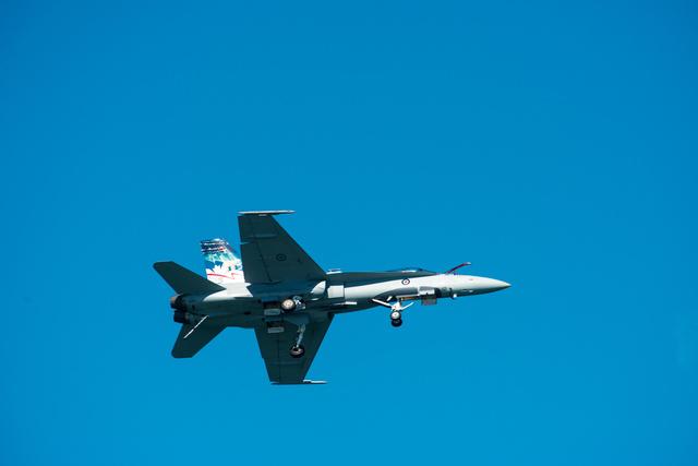 Royal Canadian Air Force CF-18
