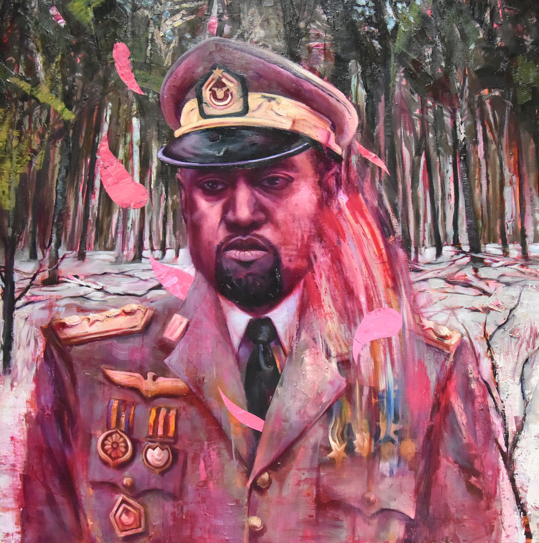 General West in the Forest of Chaos