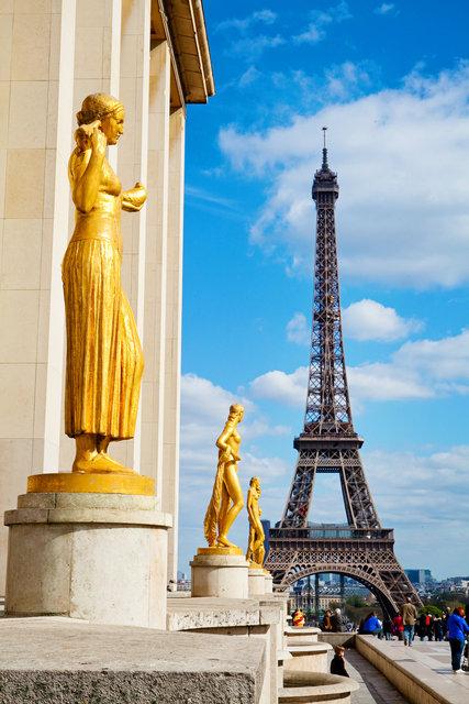 Our Ladies of Paris