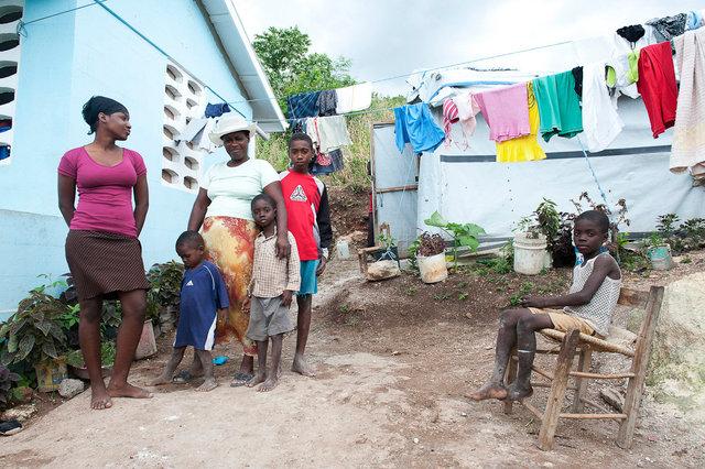 Port Au Prince_Comune di Gressier_Fernise Ferdinand e figli_Casa realizzata dal VIS_DSC2915HRLowRes.