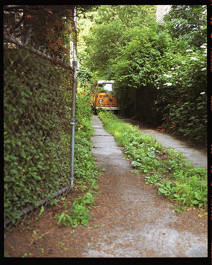 Jamaica Plain, MA (vw bus)
