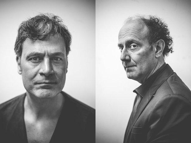 Ale & Franz, actors