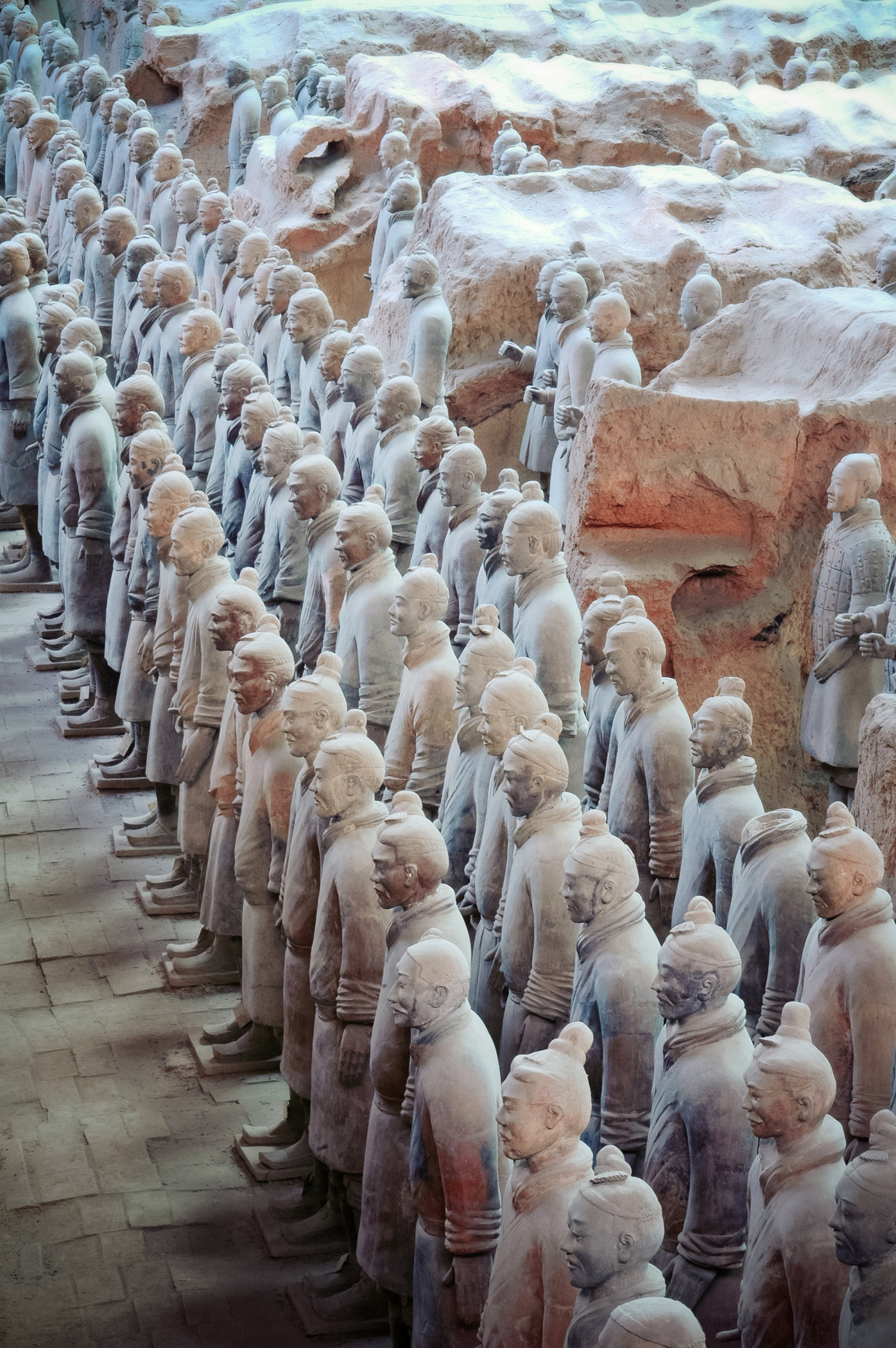 Terracotta Warriors I