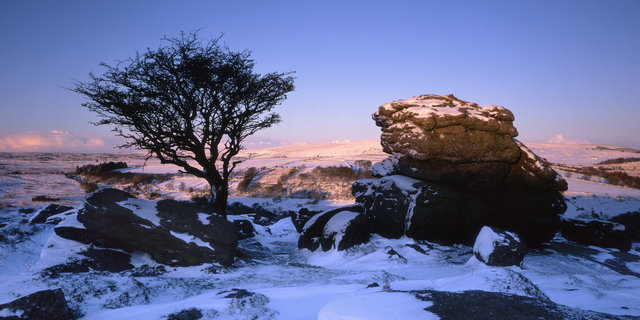 Near Saddle Tor