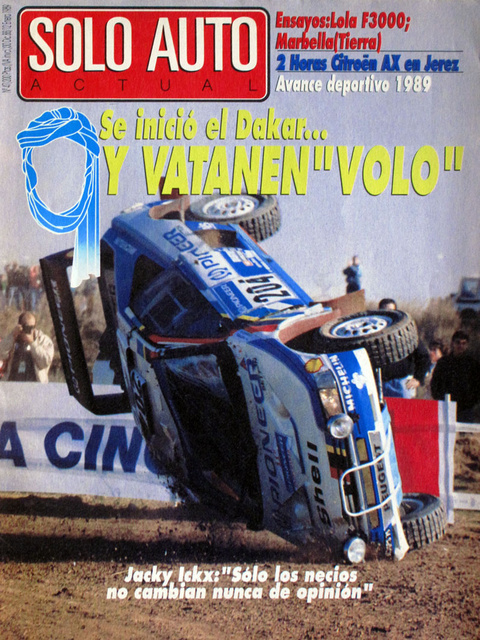 Ari Vatanen.