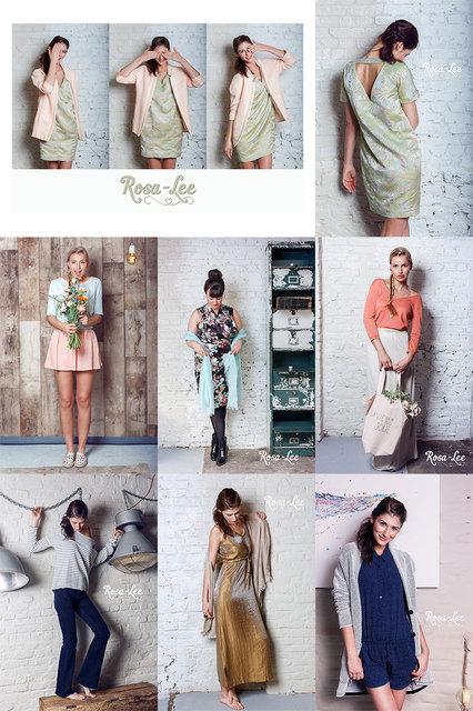 Rosa-Lee lookbook SS2016