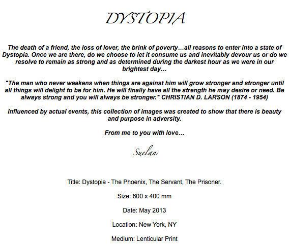 DYSTOPIA - 2013