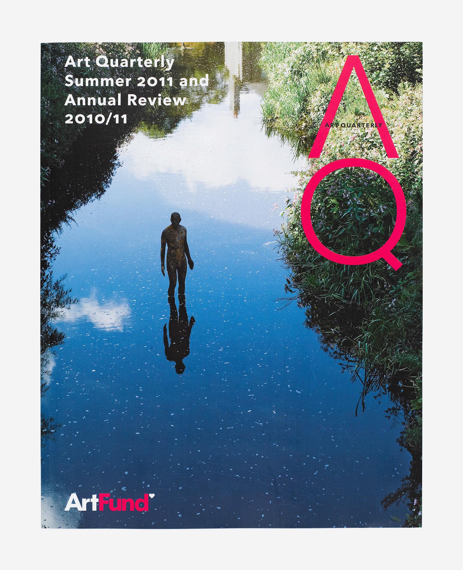 Art Quarterly Annual Review 2010/11