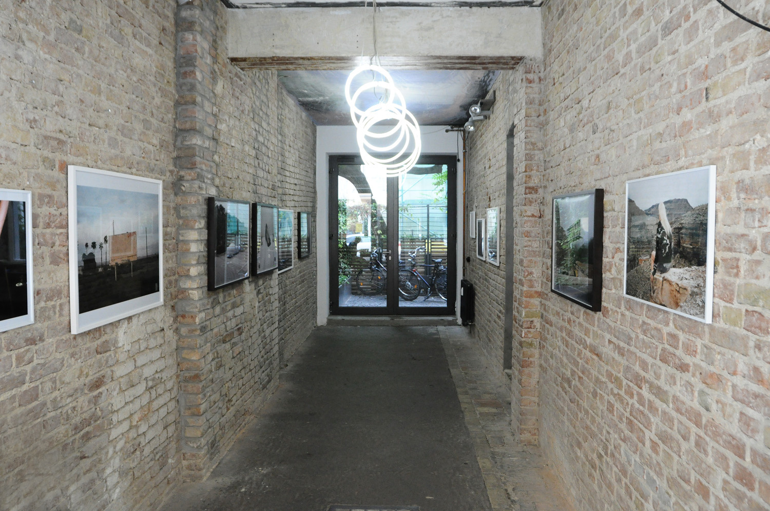 Exhibition view at Seven Star Gallery